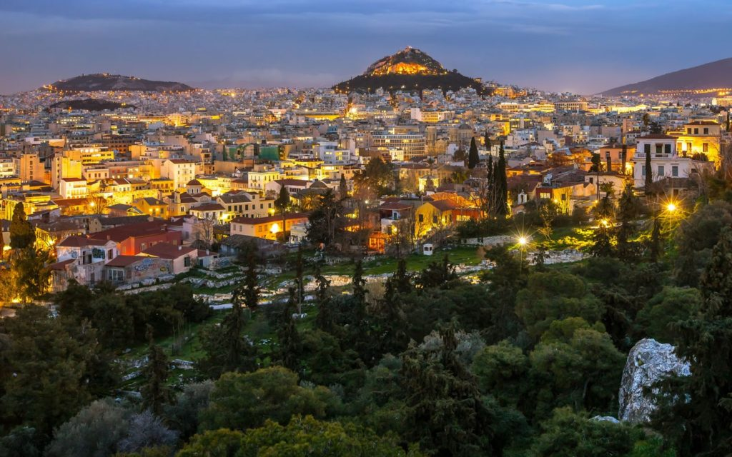 "Athenians invited to ""Adopt"" their city 2"