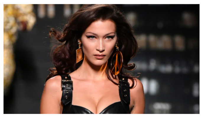 Bella Hadid, rated the most beautiful woman in the world according to Ancient Greeks 2