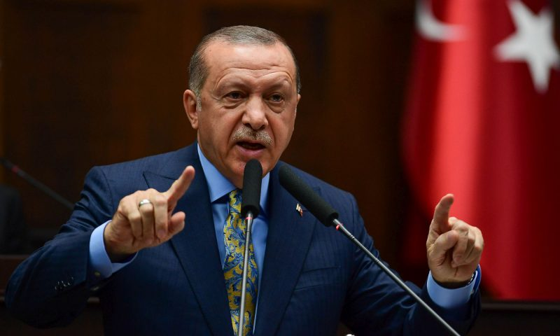"Erdogan says attack on Syria is as ""vital"" as Turkish Invasion of Cyprus in 1974 3"