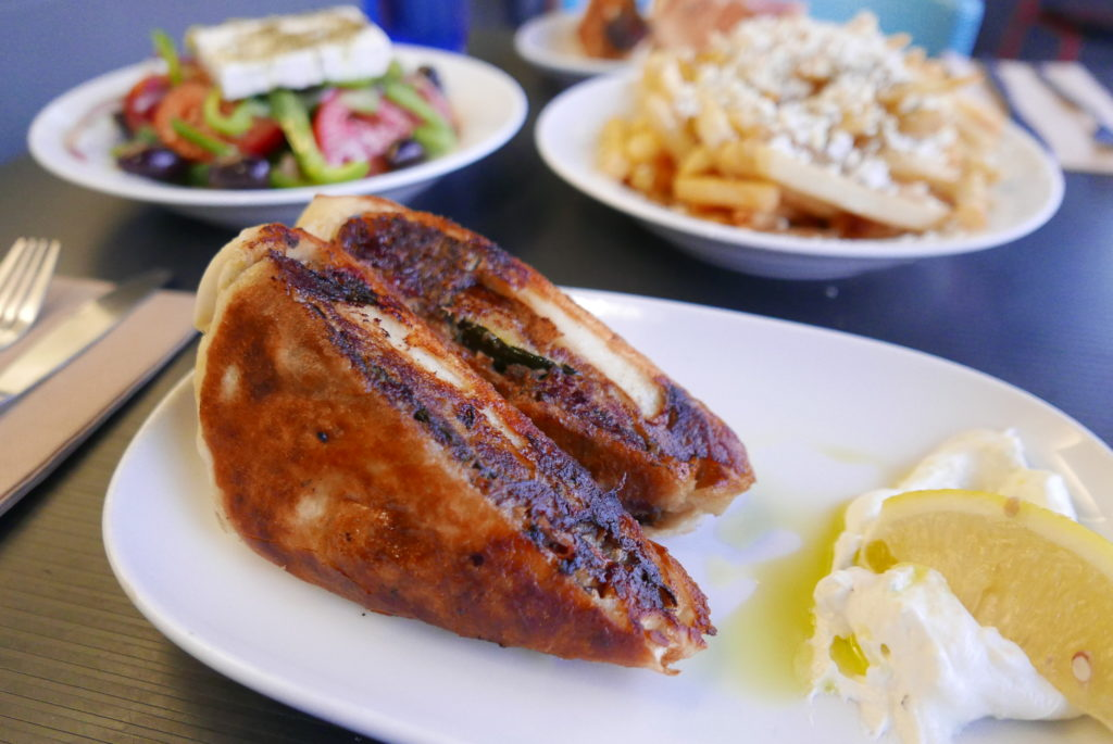 Mouthwatering Moussakopita hits the streets of Sydney 6
