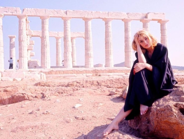 Greece announces 2020 will be the 'Year of Melina Mercouri' 6
