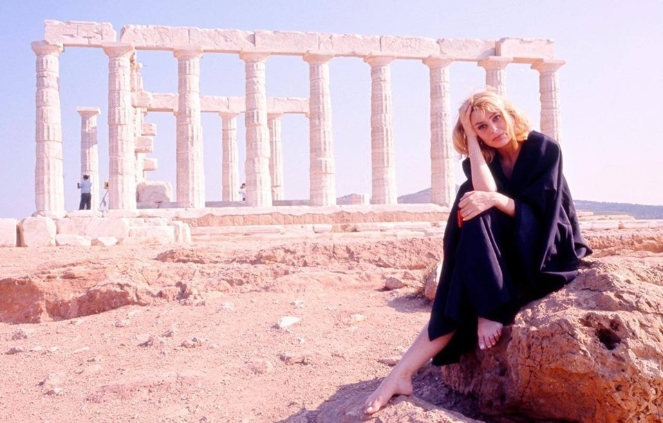 Greece announces 2020 will be the 'Year of Melina Mercouri' 2