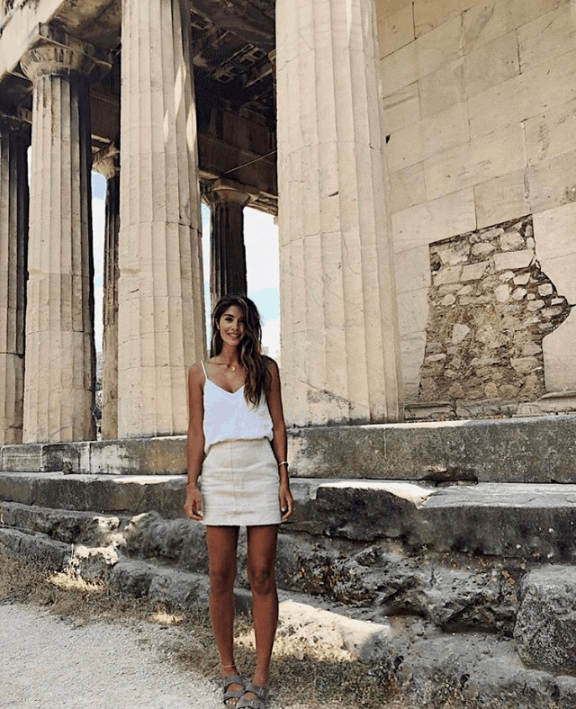 Aussie celebs have fallen in love with Greece 14