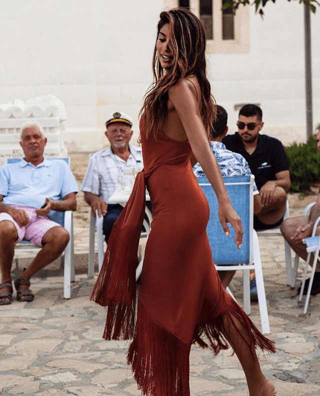 Aussie celebs have fallen in love with Greece 13