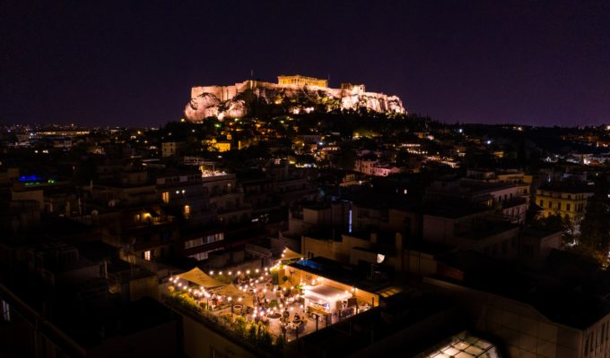 Athens from above - six of our favourite rooftop bars 10