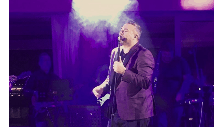 Antonis Remos performs at exclusive show in Monaco for 1,500 euros a ticket  1