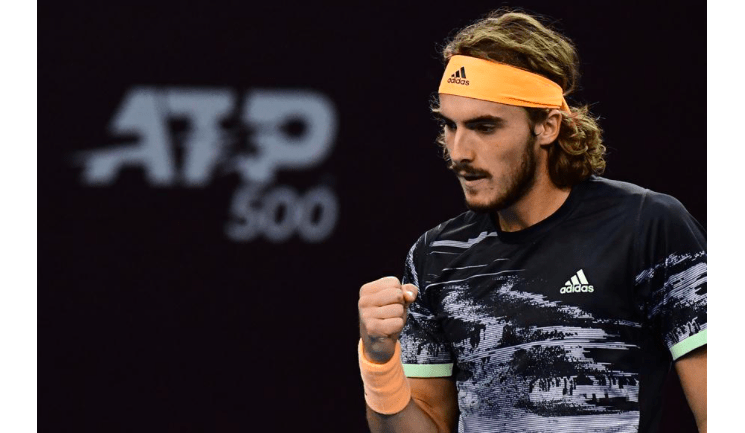 Greece's Tsitsipas advances to China Open semi-final 22