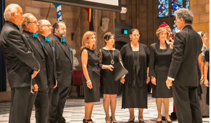 Australian Hellenic Choir's inaugural Soiree to be held in Sydney 21
