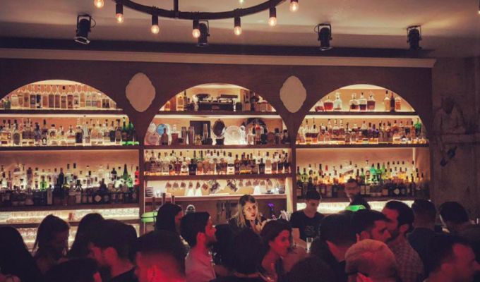 The Clumsies in Athens named one of the World's Top 10 Bars for 2019 12