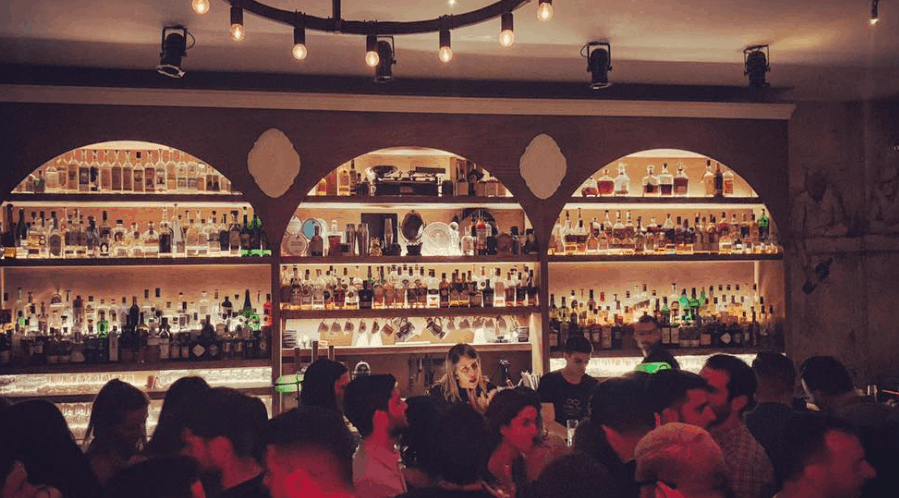 The Clumsies in Athens named one of the World's Top 10 Bars for 2019 17