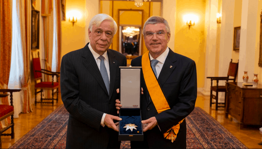 Pavlopoulos and Bach
