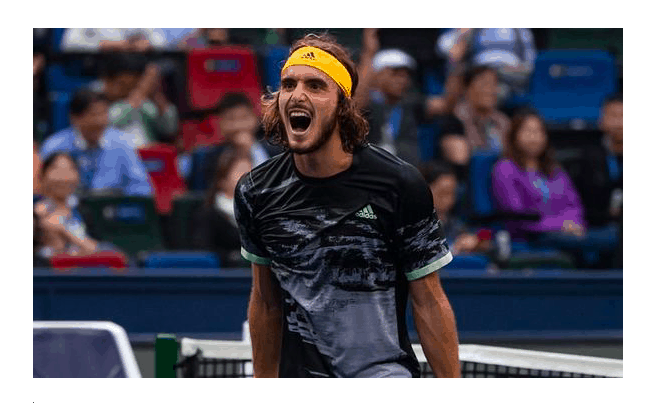 Greece's Tsitsipas set to Compete at ATP Finals 9