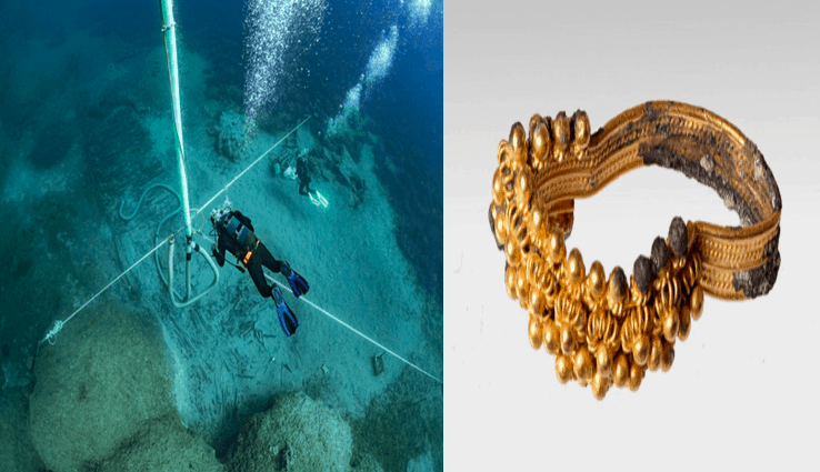 More stunning treasures found on Lord Elgin's Shipwreck off Kythera island 6