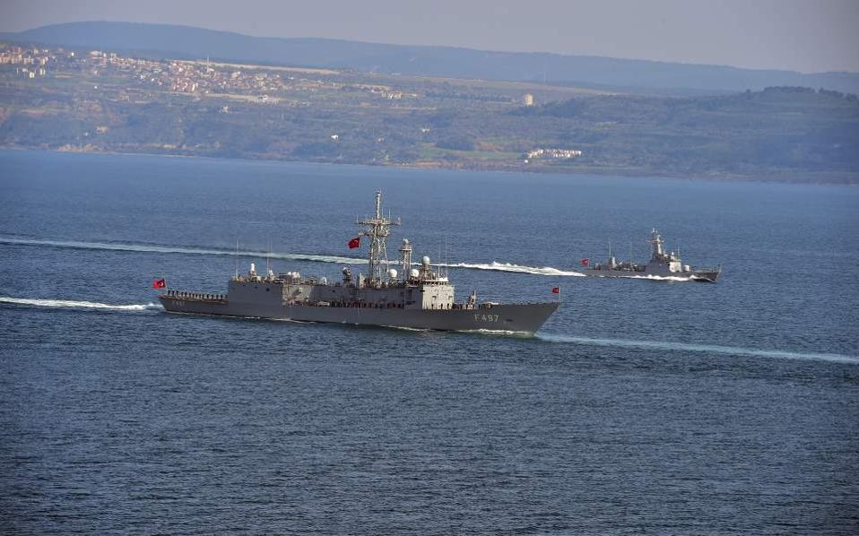 Aggression continues, as Turkey blocks off regions of the sea in Cyprus and Greece 2