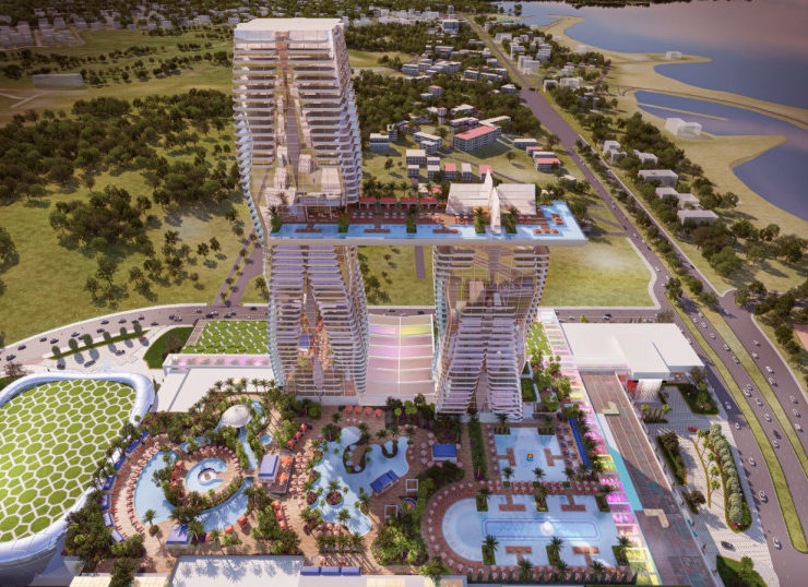 Mohegan unveils 'Inspire Athens' casino concept for Hellinikon Project (VIDEO) 1