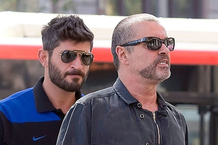 George Michael's ex-lover infuriates fans by claiming the late singer was HIV positive 10