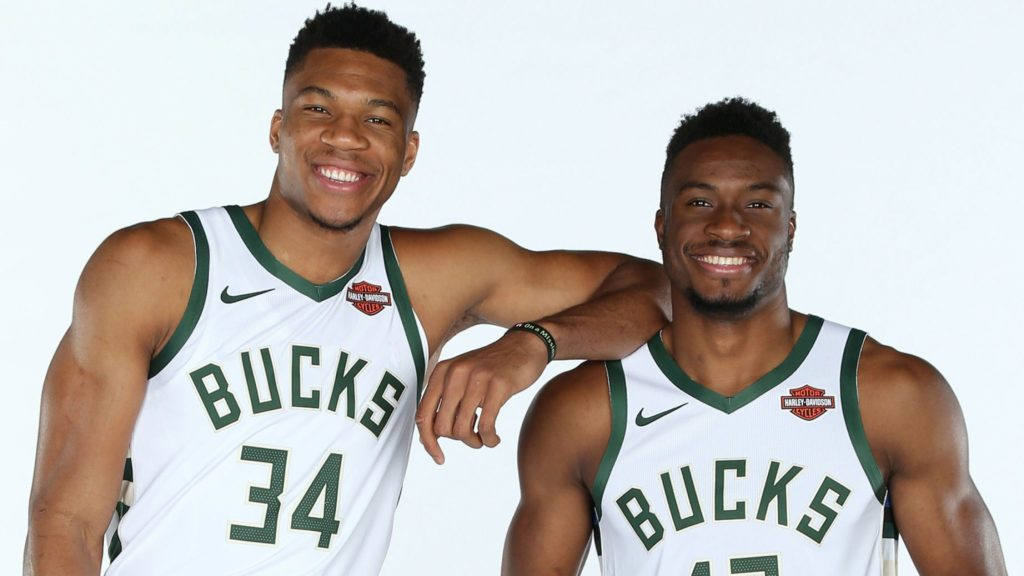Thanasis Joins Brother Giannis For New Season With ...