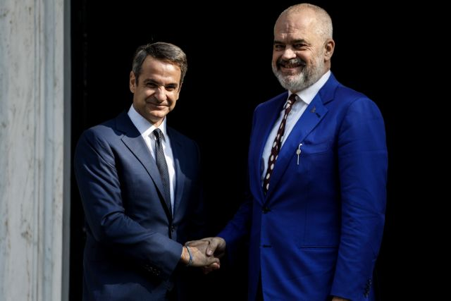 Greek PM continues to support Albania's EU membership 1