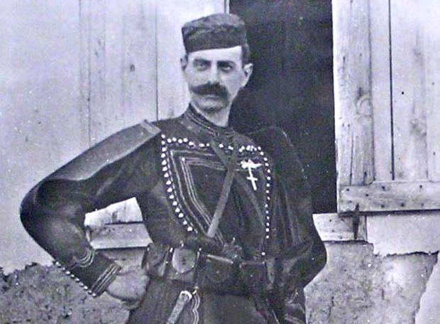 On this day in 1904, one of Greece's greatest war heroes Pavlos Melas passes away 5