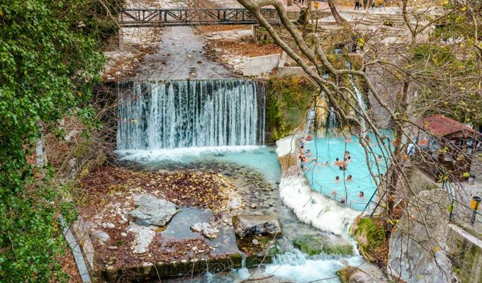 66 Natural Thermal Springs across Greece, approved to become spa facilities   11