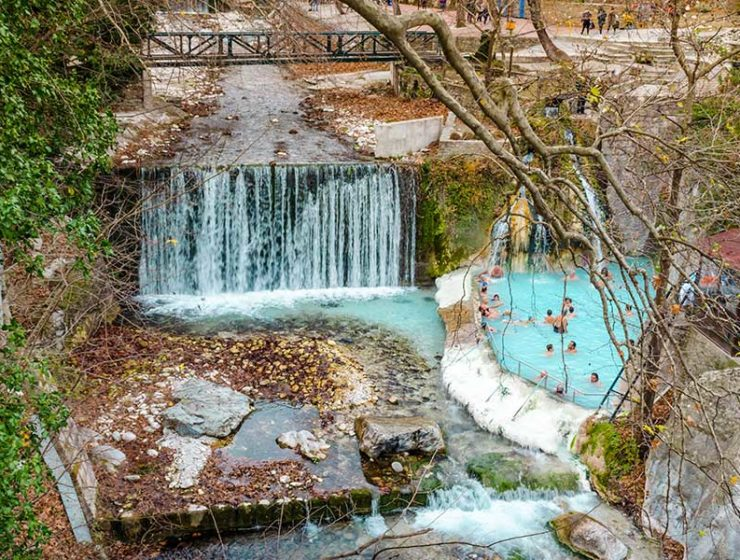 66 Natural Thermal Springs across Greece, approved to become spa facilities   28