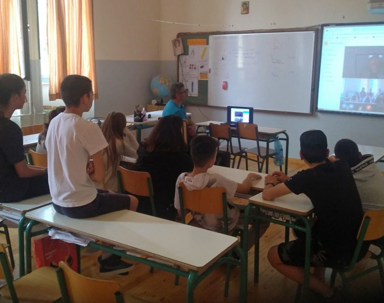 THI Australia supports mentoring program for Greek students in remote communities 12