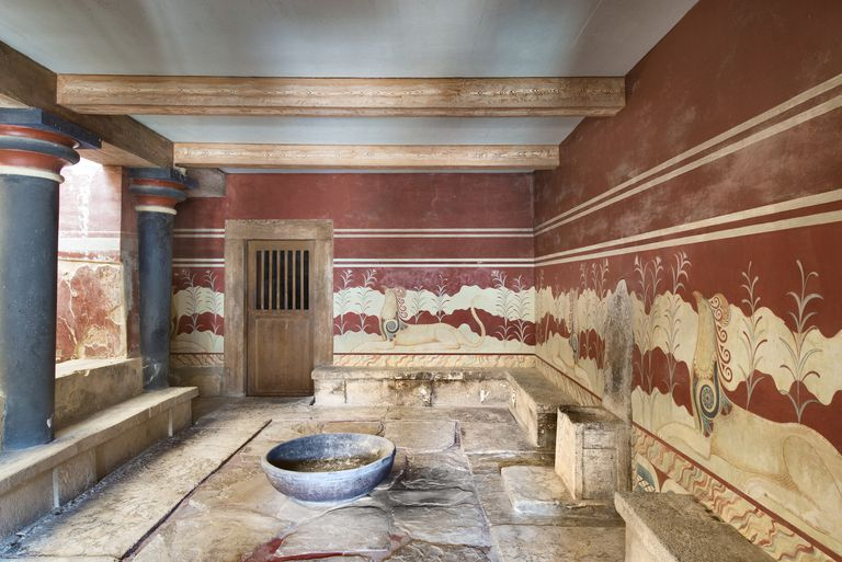 New research suggests Minoan civilisation was not wiped out due to natural disaster 4