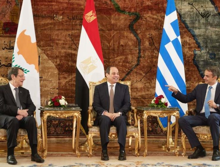 Greece, Cyprus and Egypt condemn Turkey's actions 9