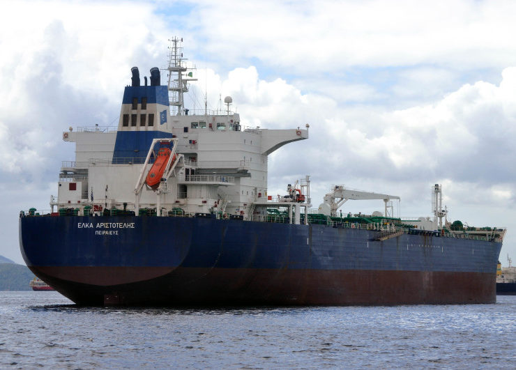 Pirates kidnap four men aboard Greek flagged tanker in West Africa 5