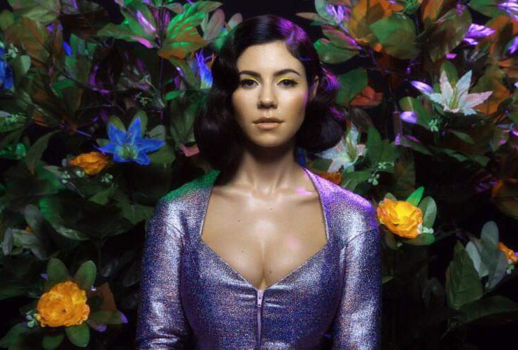 Indie Pop sensation Marina Diamandis to tour Athens in November 13