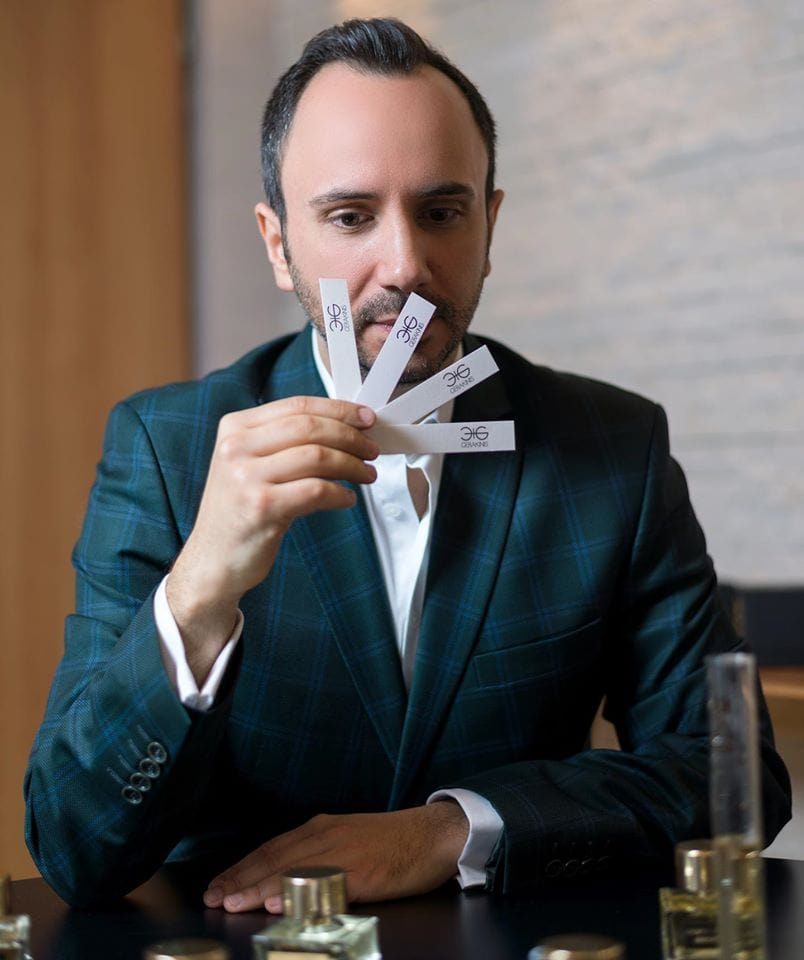 Greece is the word for fine fragrances thanks to Manos Gerakinis 5