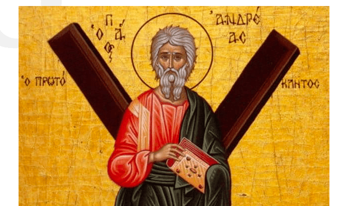 Feast Day of the Holy Apostle Andreas 8