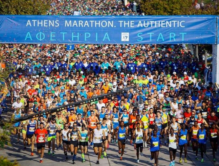 Athens' Annual Authentic Marathon to take place today 6