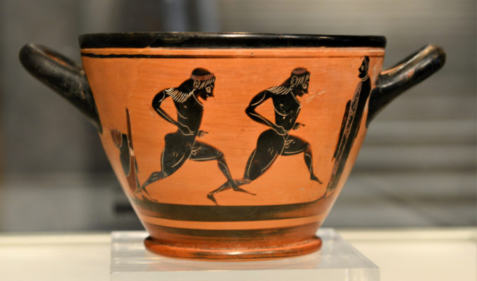 Germany returns ancient Greek pottery awarded in first modern Olympics back to Greece   1