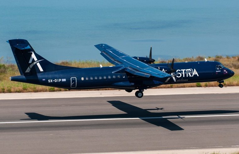 Greek airline carrier Astra faces liquidation 1