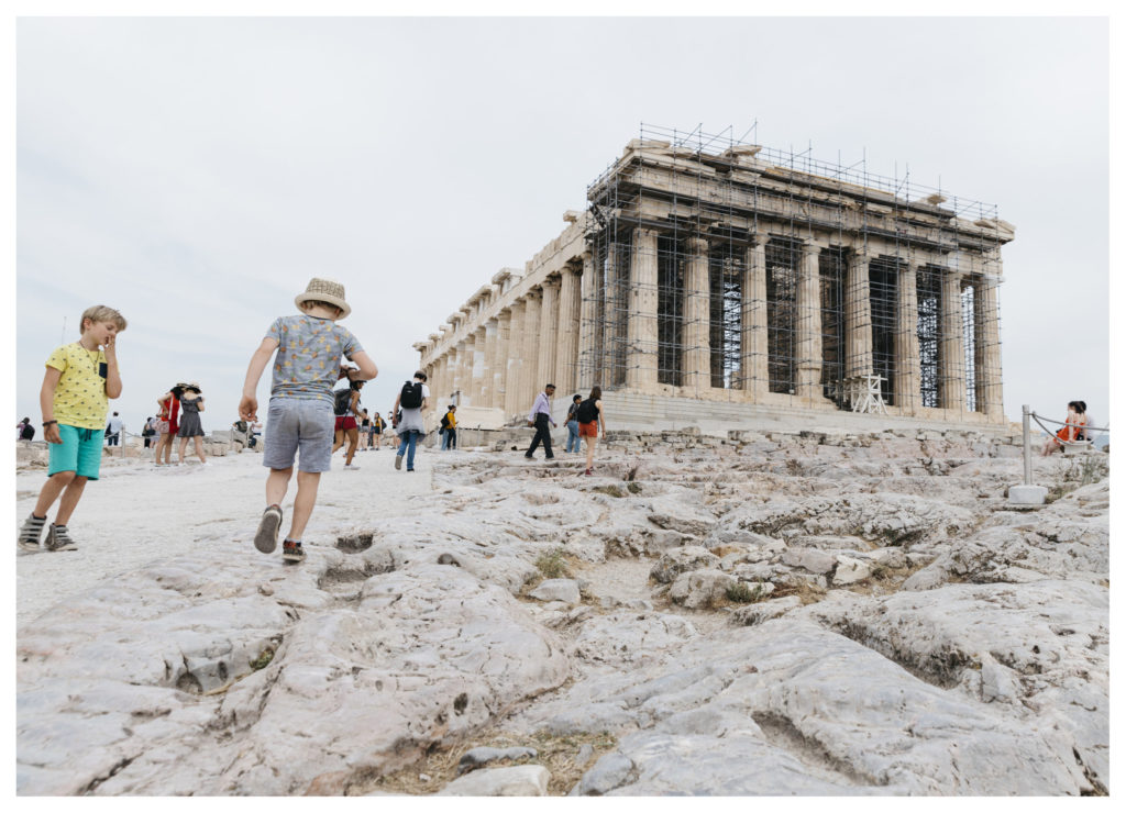 """Kids name the Acropolis as one of the world's most """"Immersive Experiences""""  1"""