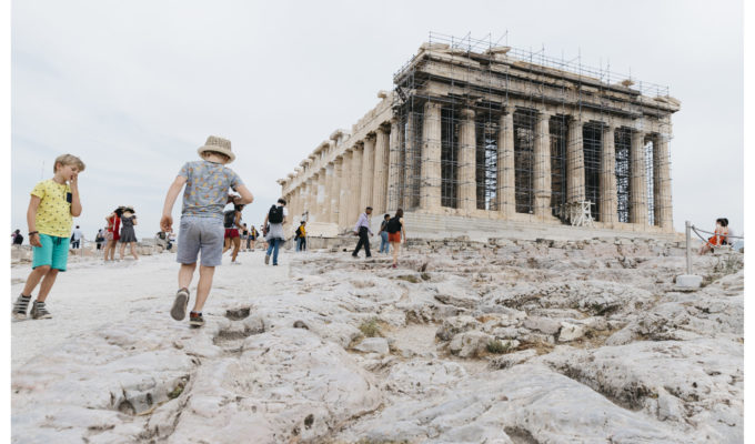 """Kids name the Acropolis as one of the world's most """"Immersive Experiences""""  5"""