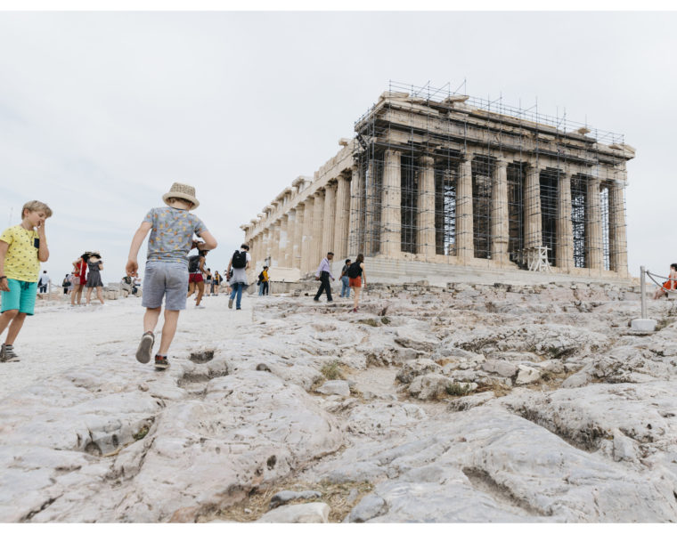 "Kids name the Acropolis as one of the world's most ""Immersive Experiences""   2"