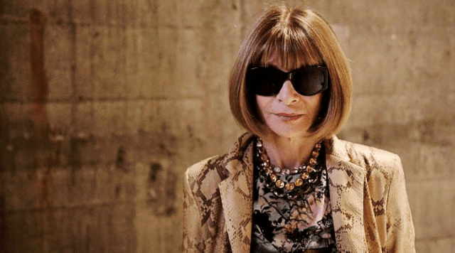 Vogue Greece welcomes Anna Wintour 5