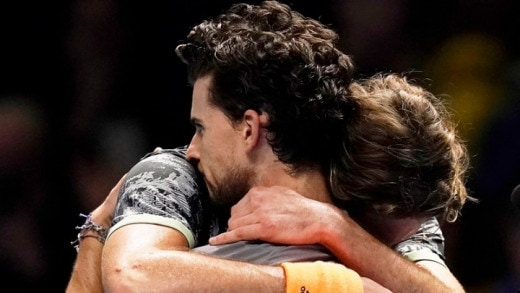 Tsitsipas makes history, capturing biggest title of his career 4