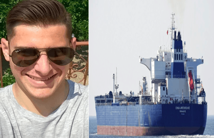 Family fear for safety of young Greek sailor kidnapped by pirates 5