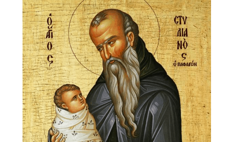 Feast Day of Agios Stylianos the Protector of Children 46