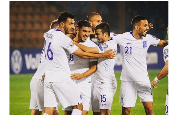 Greece beats Armenia in Yereva EURO 2020 qualifier 10