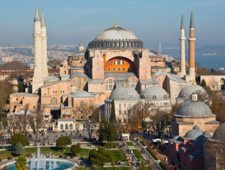 Turkish report claims Ankara intends to turn Hagia Sophia into a Mosque 4