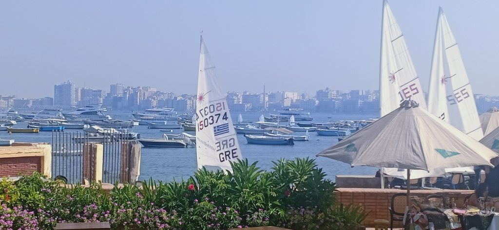 Greeks take centre stage in Egypt 7