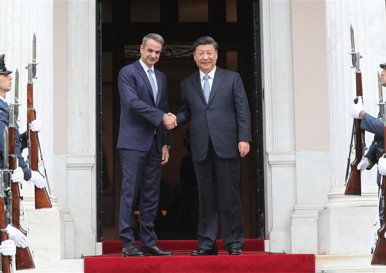 Tighten the Belt and hit the Road running: An opinion on Sino-Hellenic Relations 5