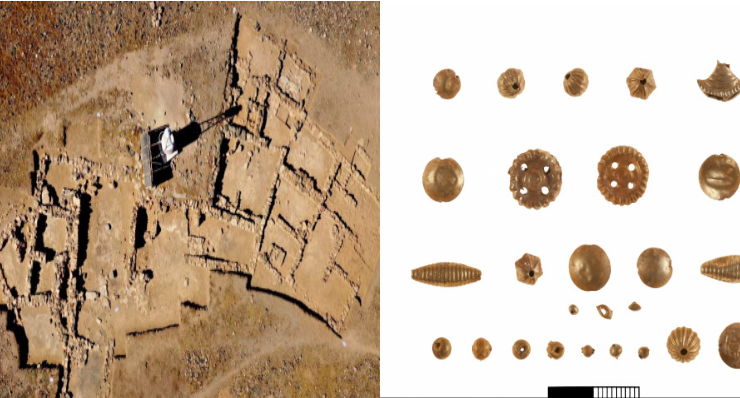 Archaeologists discover new treasures from flourishing Minoan Settlement on Crete 1