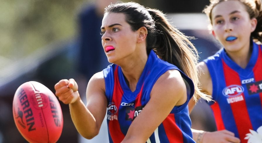 Two Greek Australian girls join St Kilda Football Club 3