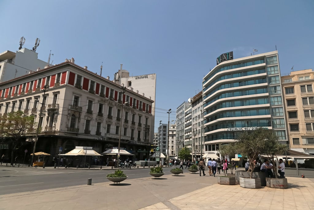 Lycabettus Hill and Omonia Square receiving major upgrades to attract more visitors  2