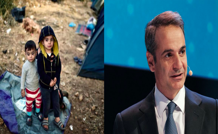 PM Mitsotakis launches program to protect 'unaccompanied kids', blasting EU for not helping 8